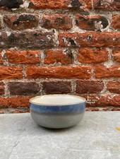 HK living Ceramic 70's Tapas Bowl 'Ocean'