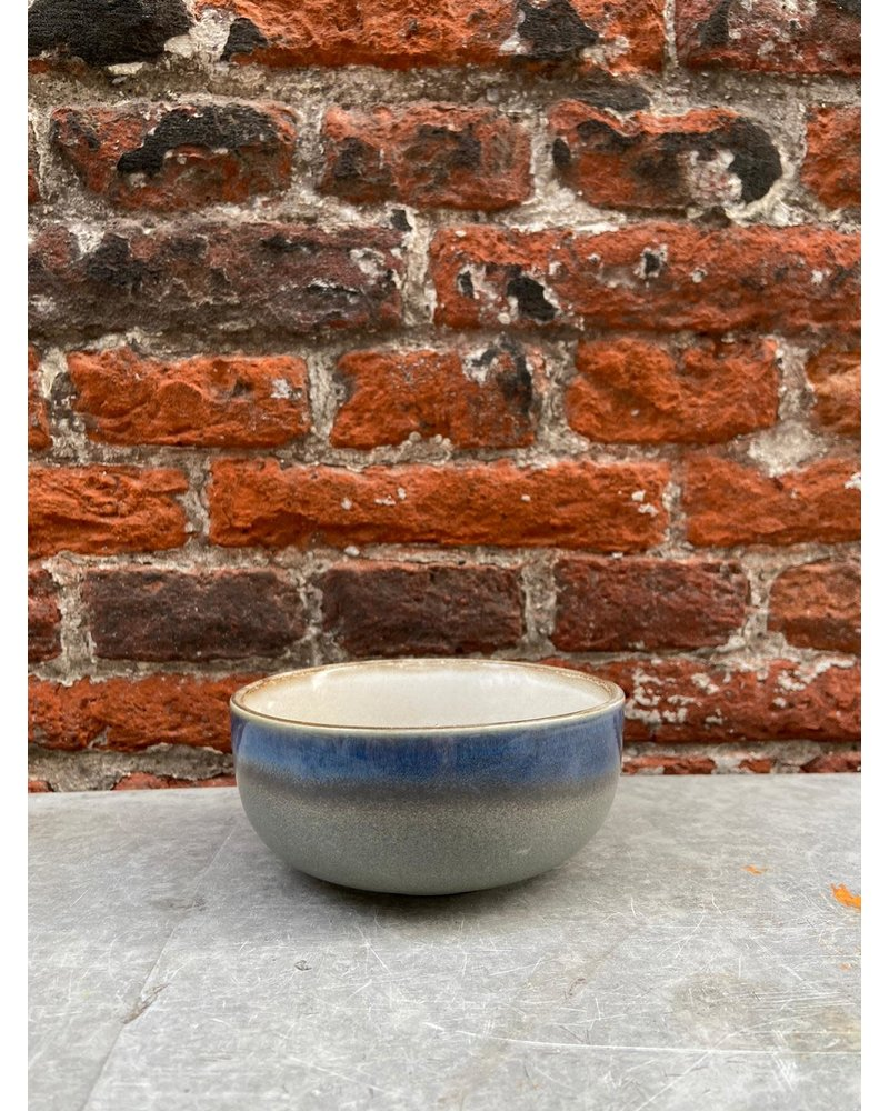 HK living HK living Ceramic 70's Tapas Bowl 'Ocean'