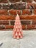 Rustik Lys Kerstboom Klein 'Brique'