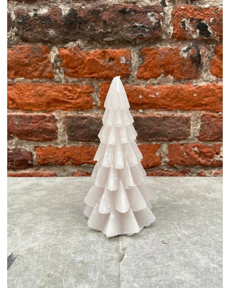 Rustik Lys Kerstboom Klein 'Linnen'