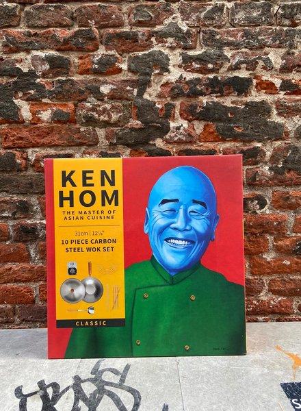 Ken Hom Wok Set 10-delig