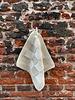 Knit Factory Knit Factory Pannenlap Block 'Ecru/Linnen'