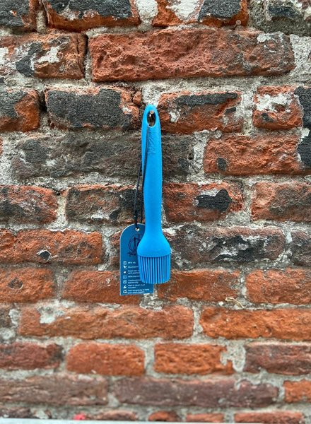 Tools2Cook Siliconen Kwast 'Blue Berry'
