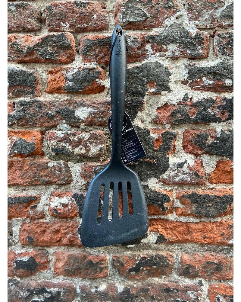 Tools2Cook Tools2Cook Siliconen Bakspatel 'Black Pepper'