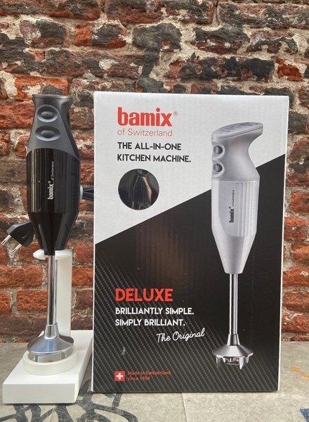 Bamix Deluxe 'Zwart'