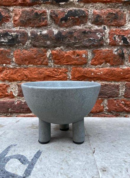 101 Copenhagen Duck Bowl Mini 'Dark Grey'