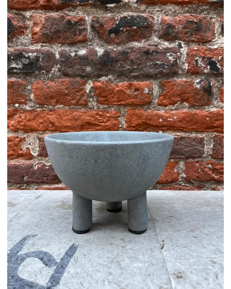 101 Copenhagen 101 Copenhagen Duck Bowl Mini 'Dark Grey'