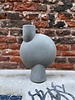 101 Copenhagen 101 Copenhagen Sphere Vase Bubl Medio 'Dark Grey'