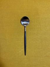 Cutipol Goa Dinerlepel 'Zwart/Zilver'