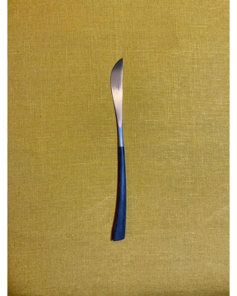 Cutipol Cutipol Noor Dinermes 'Zwart/Zilver'