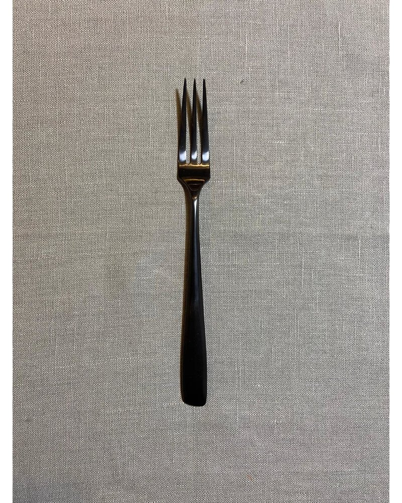 Serax Ann Demeulemeester Table Fork Zoë 'Black'