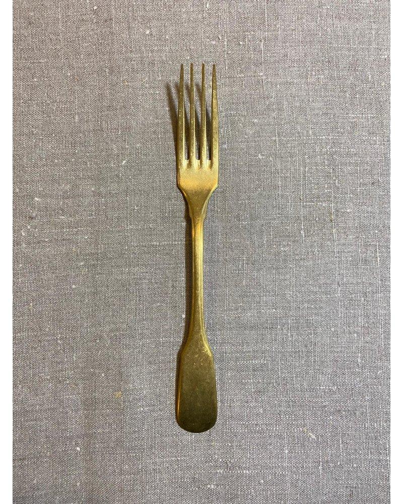 KN industries KN bricklane gold sla bestek  vork
