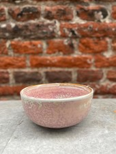 HK living Home Chef Bowl 'Rustic Pink'