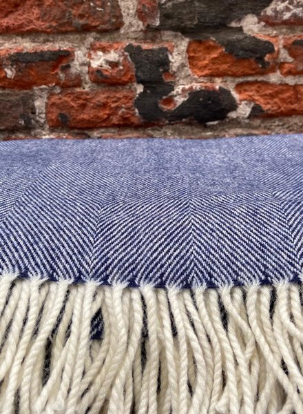 McNutt Supersoft Lambswool 'Navy'