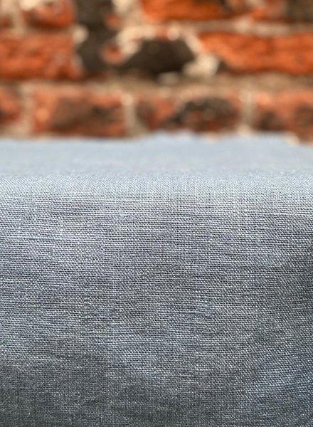 VMAT Linnen Tafelkleed  'Petrol' 145 x 260 cm