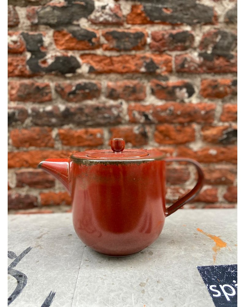Asa ASA Coppa Teapot 1 l Rusty red