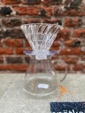 Hario V60 Glass Brewing Kit