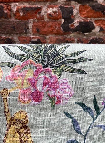 Tafelkleed 150 x 150 'Ubud Wave'