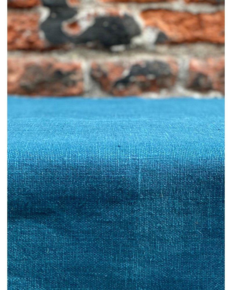 VMAT VMAT Linnen Tafelkleed Op Maat 'Blue de Prusse'
