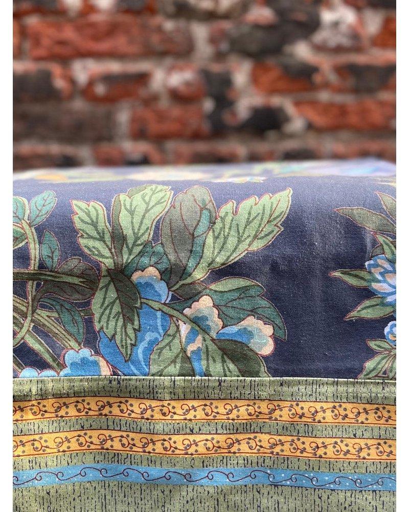 The Shop Tafelkleed 180 x 275 cm 'Bird Graphite'