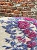 Frati Frati Blanket Stripe Rose 'Bordeaux'