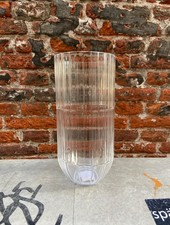 Colour Vase XL 'Clear'