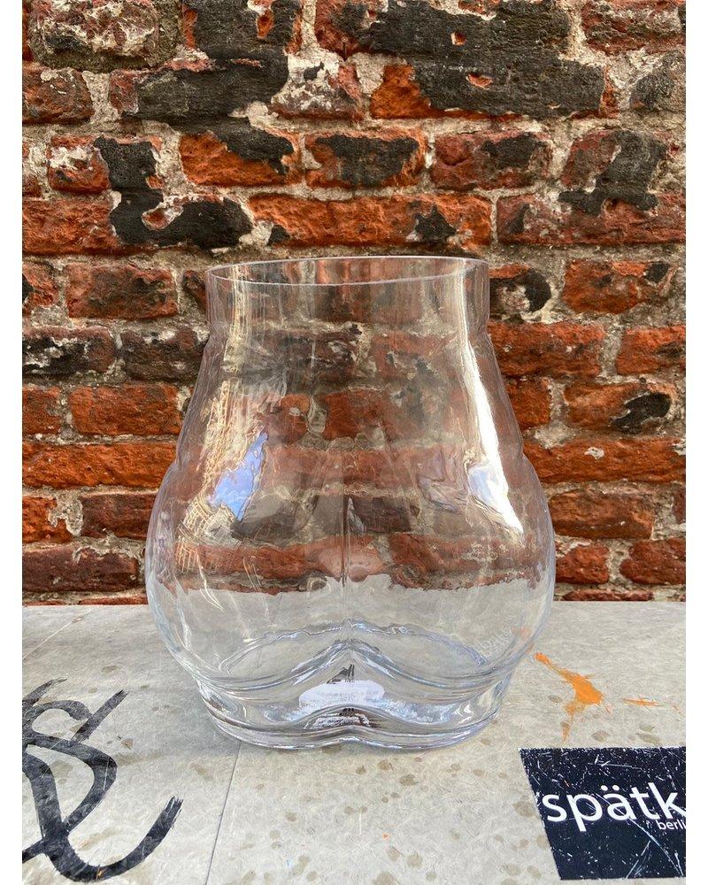 HK living HK living Glass Bum Vase