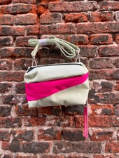 Susan Bijl Bum Bag S 'Pistachio & Pretty Pink'