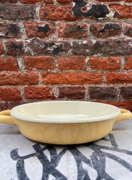 Riess Egg Casserole 18 cm 'Golden Yellow'