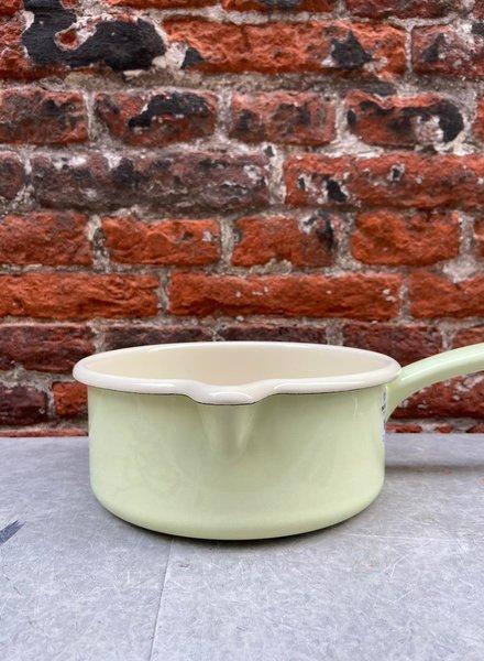 Riess Low Saucepan 16 cm/1 l 'Lemon Yellow'