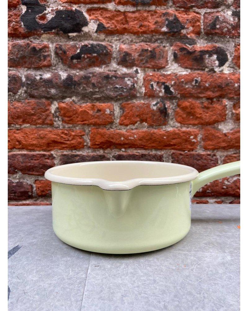 Riess Riess Low Saucepan 16 cm/1 l 'Lemon Yellow'