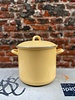 Riess Riess High Pan with Chrome Edge 20 cm/4 l 'Golden Yellow'