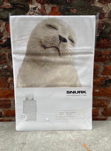 Snurk Dekbedovertrek 140 x 200/220 cm 'Arctic Friends'