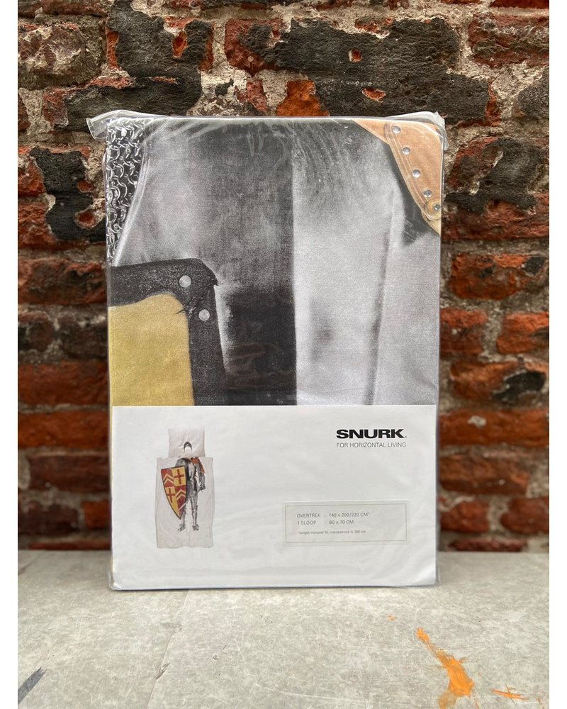 Snurk Snurk Dekbedovertrek 140 x 200/220 cm 'Knight'