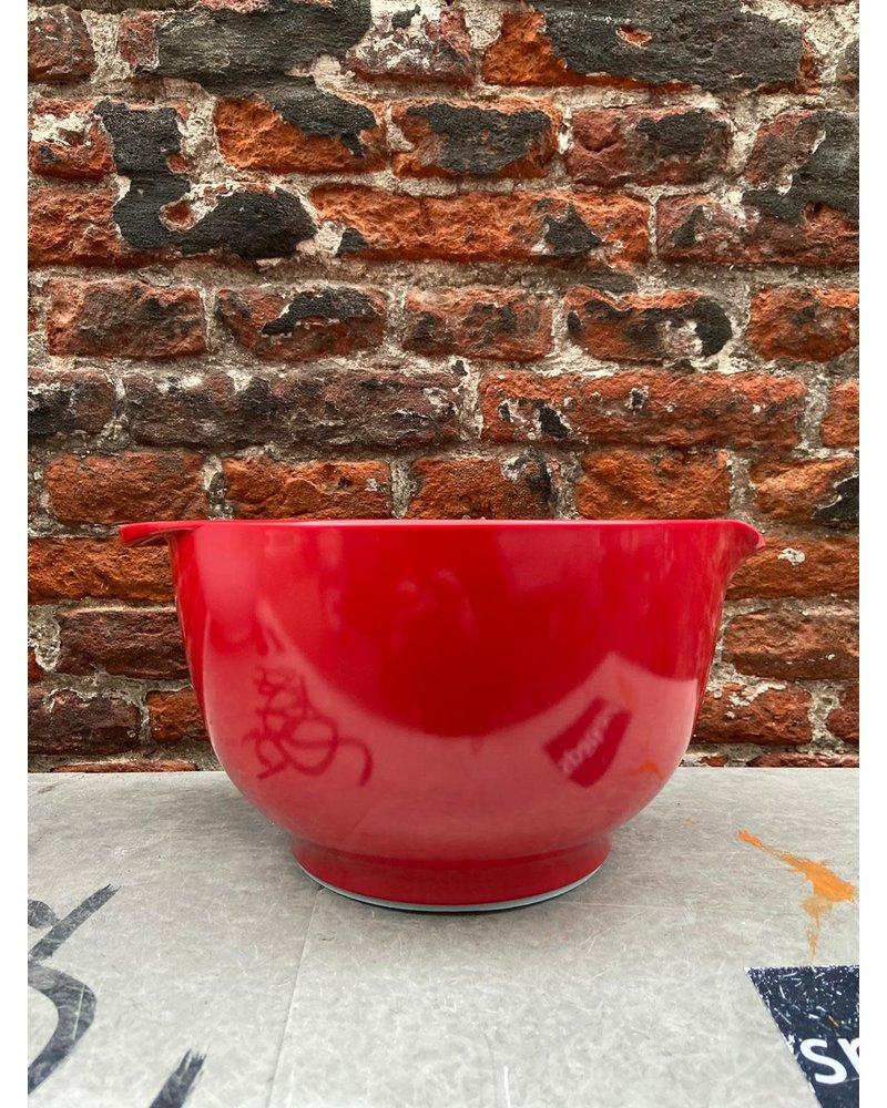 Rosti Rosti Margrethe Mixing Bowl 3 l 'Red'