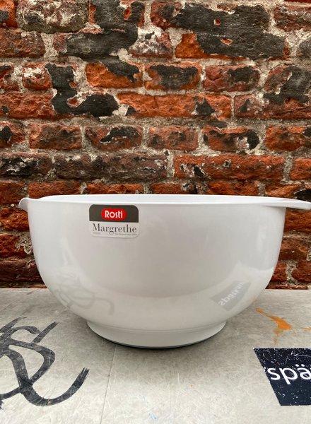 Rosti Margrethe Mixing Bowl 5 l 'White'