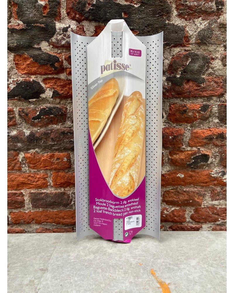 Patisse Patisse Stokbroodvorm 2-delig