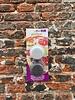 Patisse Patisse 200 Cupcake Vormpjes 'Zwart Wit Gestipt'