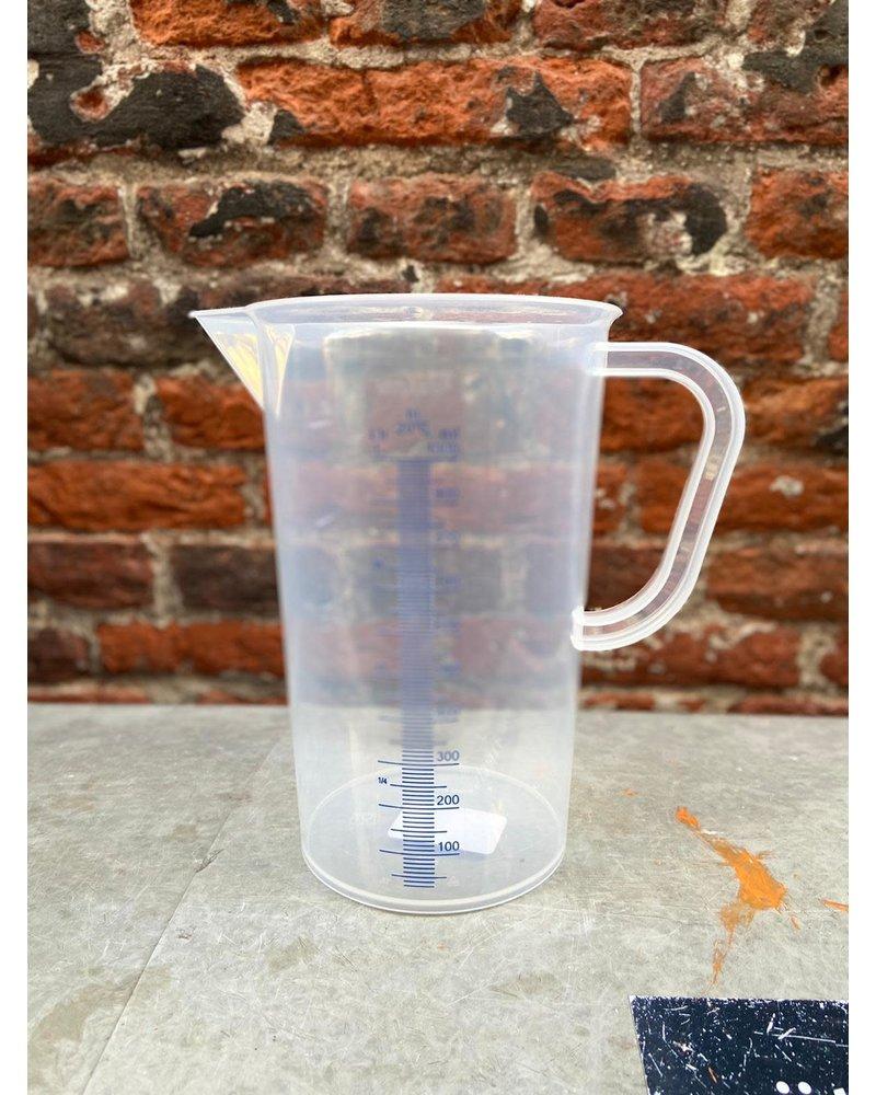 Vitlab maatbeker 1 liter