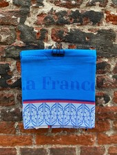 Le Jacquard Francais Balade en France Theedoek 'Blue'