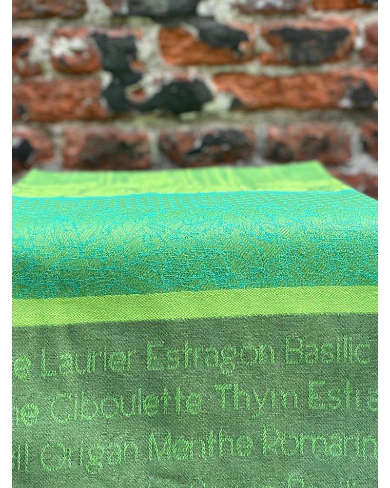 Coucke Theedoek 'Aromates du Jardin'