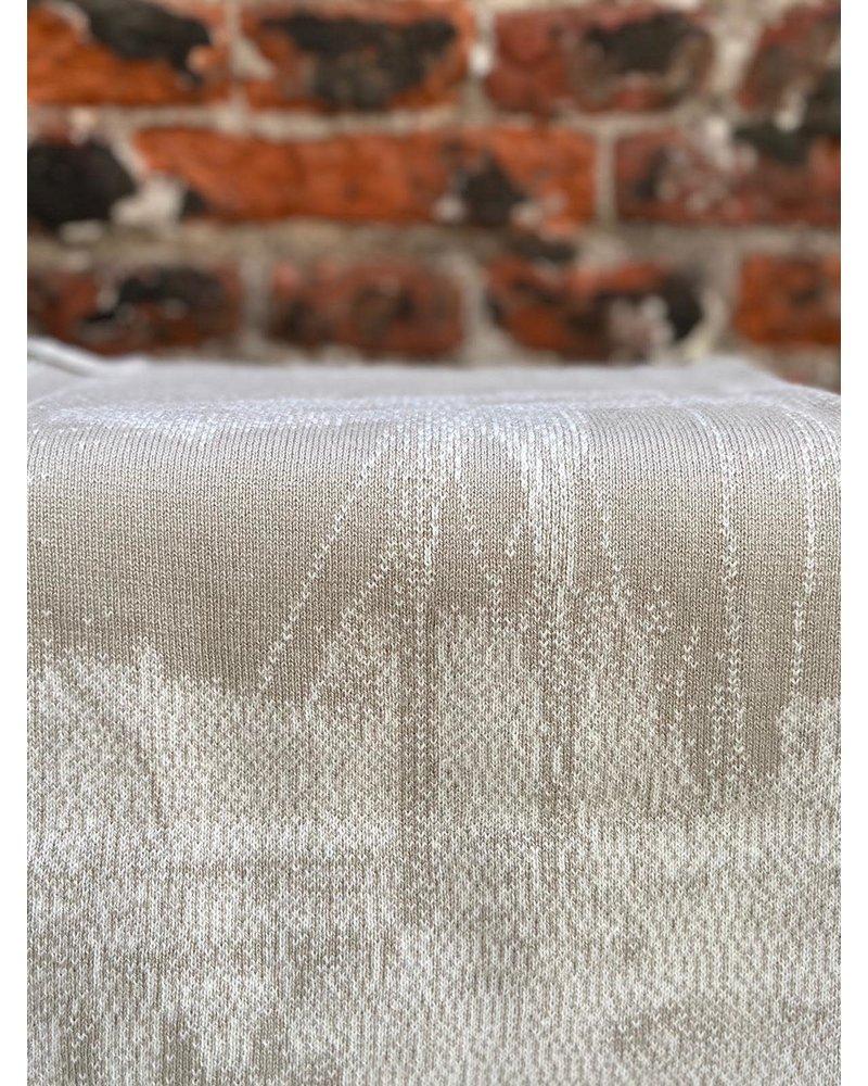 Knit Factory Knit Factory Keukendoek Brug 'Ecru/Linnen'