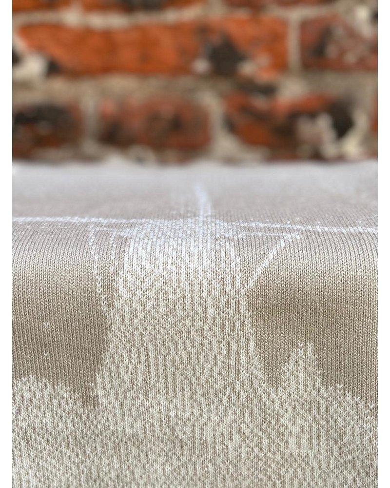 Knit Factory Knit Factory Keukendoek Molens 'Ecru/Linnen'