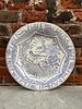 Gien Gien Dinner Plate 'Oiseau Bleu'