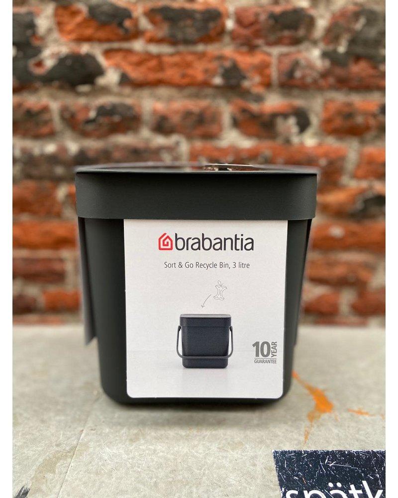 Brabantia Sort & Go 3 l 'Grey'