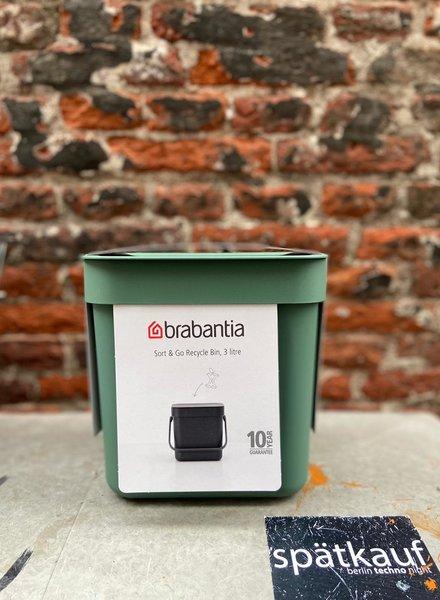 Sort & Go Brabantia 3 l 'Fir Green'