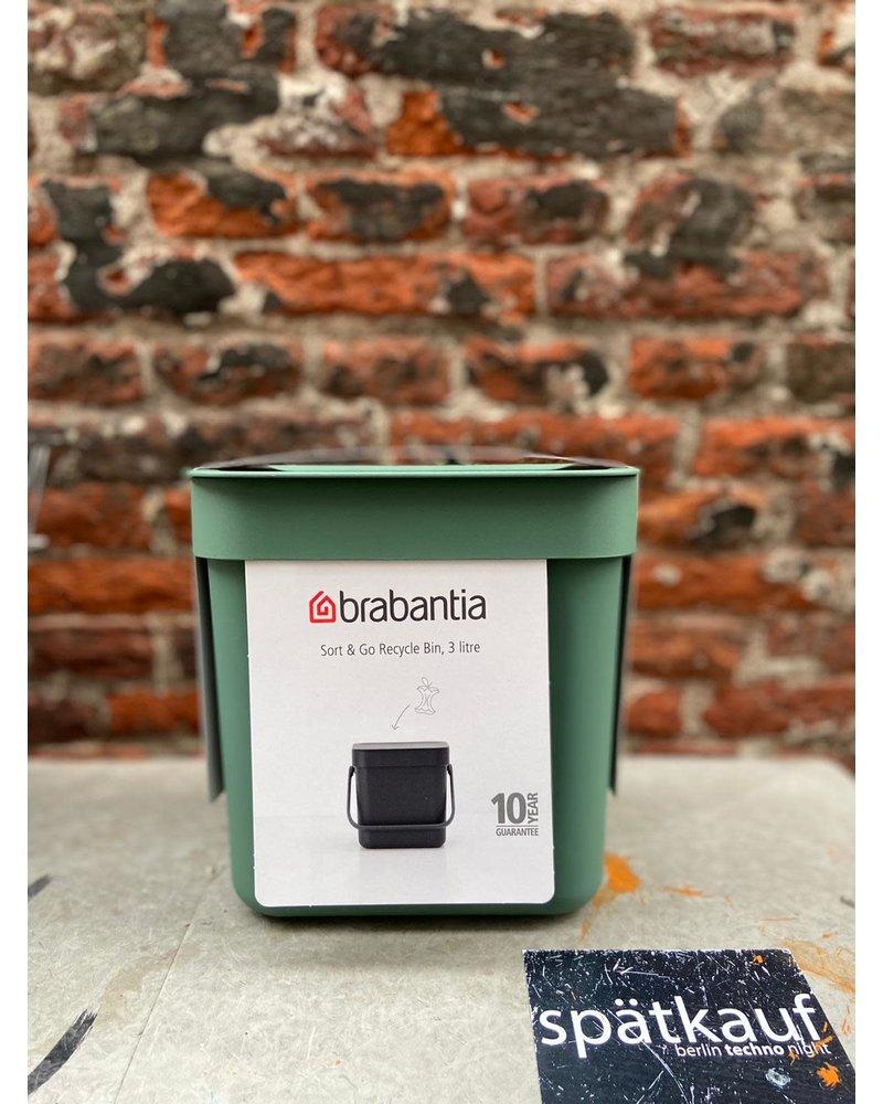 Brabantia Sort & Go 3 l 'Fir Green'