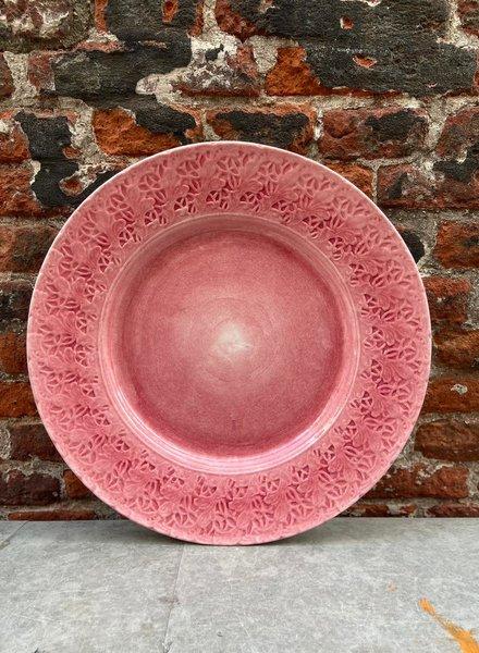 Brocante Mateus bord roze