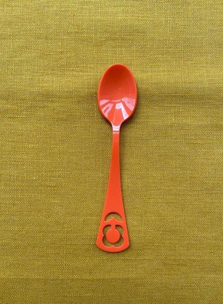 Sabre Theelepel Lolly Pop 'Oranje'