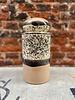 HK living HK living Ceramic 70's Storage Jar 'Tropical'